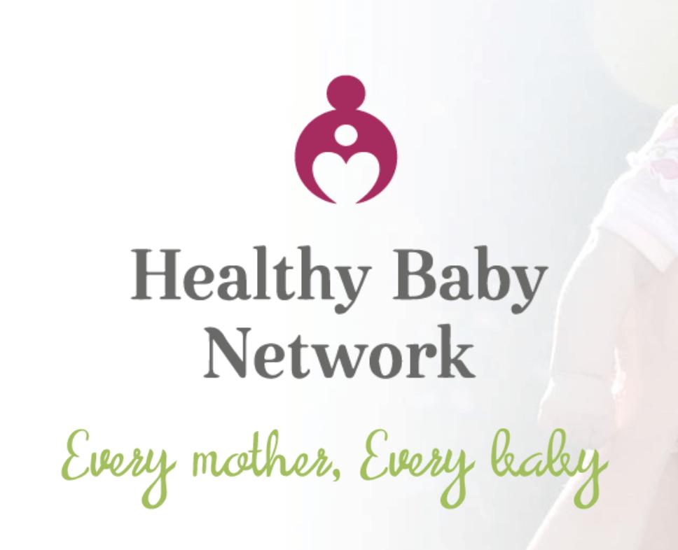 Healthy Baby Network Logo